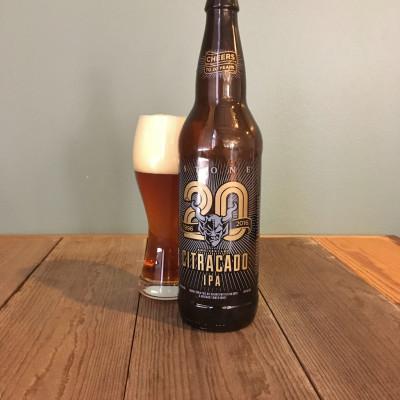 Stone - Stone 20th Anniversary Citracado IPA