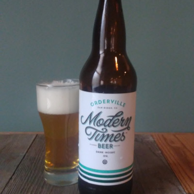 Modern Times Beer - Orderville IPA