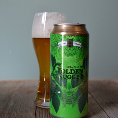 Toppling Goliath Brewing Co - Golden Nugget IPA