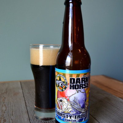 Dark Horse Brewing Company - Thirsty Trout Porter