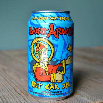Saint Arnold Brewing Company - Art Car IPA