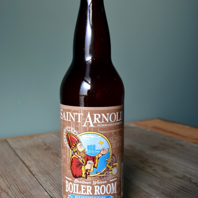Saint Arnold Brewing Company - Boiler Room Berliner Weisse