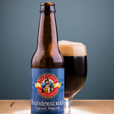 Highland Brewing Company - Thunderstruck Coffee Porter
