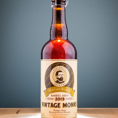 Adelbert's Brewery - Vintage Monk's (Barrel Aged 2015)