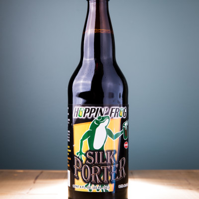 Hoppin' Frog - Silk Porter