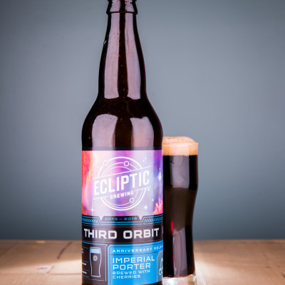 Ecliptic - Third Orbit Imperial Porter with Cherries