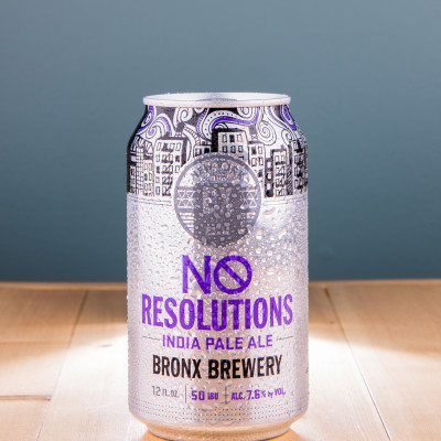 Bronx Brewery  - No Resolutions DIPA