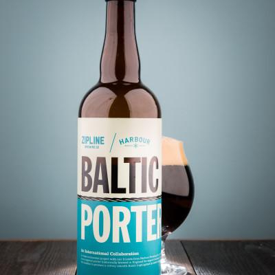 Zipline Brewing Co - Baltic Porter (2017)