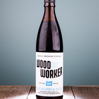 Baerlic - Woodworker Old Blood & Guts Barleywine