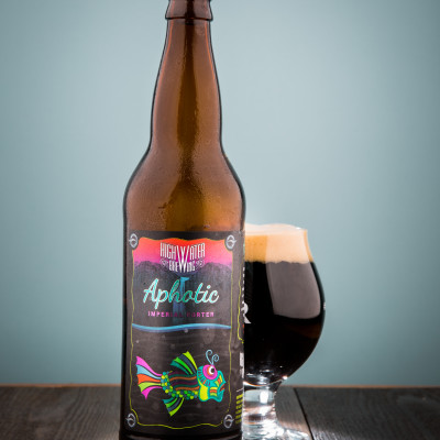 High Water Brewing - Aphotic Imperial Porter (2017)
