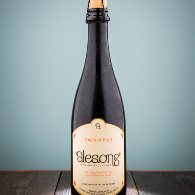 Alesong Brewing - Touch of Brett