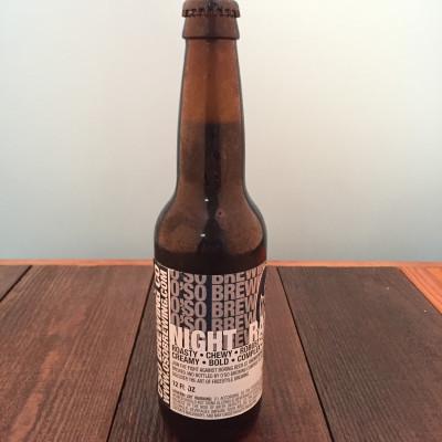 O'so Brewing Company - Night Rain