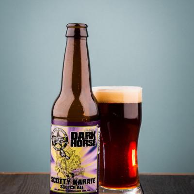 Dark Horse Brewing Company - Scotty Karate (2017)