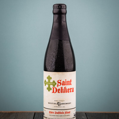 Destihl Brewery - Saint Dekkera Barrel Reserve Sour Zure Dubbele Stout