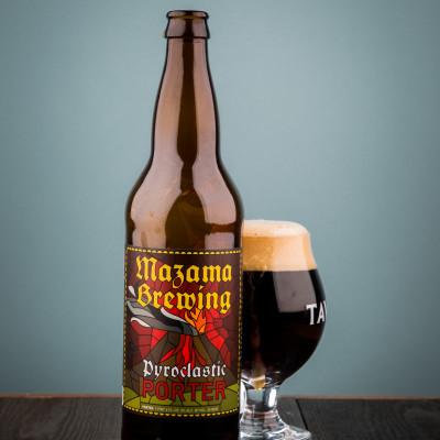 Mazama Brewing Co - Pyroclastic Porter