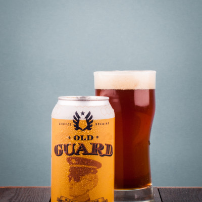 Service Brewing - Old Guard