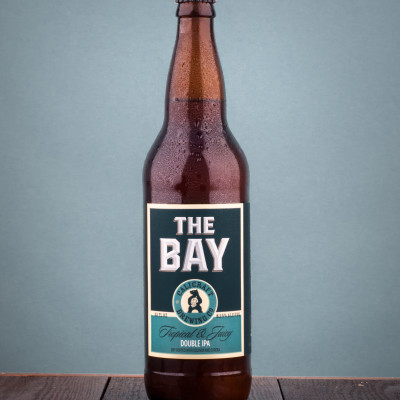 Calicraft Brewing Co - The Bay IIPA