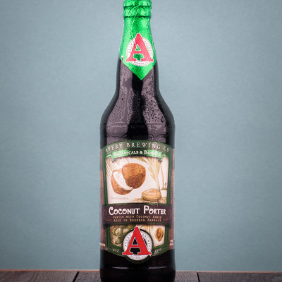 Avery - Bourbon Barrel Aged Coconut Imperial Porter