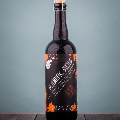 Surf Brewery  - Scientific Series:  Belgian Dark Strong