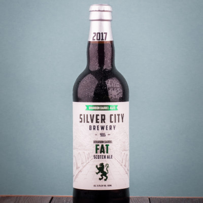 Silver City - Bourbon Barrel Aged Fat Scotch Ale (2017)