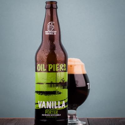 Surf Brewery  - Oil Piers Porter (Vanilla)