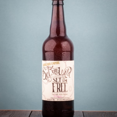 Woodland Empire Ale Craft - Set Em Wild, Set Em Free: Yellow Plum