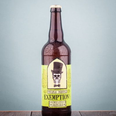 Taxman Brewing Company - Exemption Triple-Hopped Tripel (2017)
