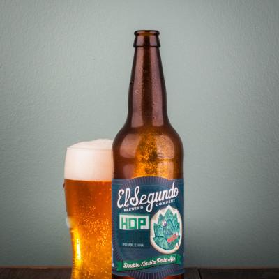 El Segundo Brewing Company - Hop Plunge Double IPA