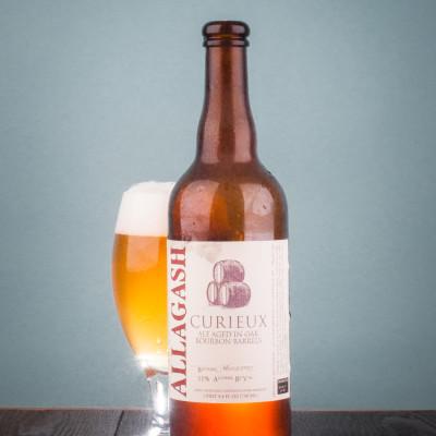 Allagash Brewing Company - Curieux