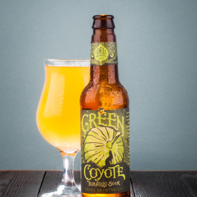 Odell Brewing Company - Green Coyote Tomatillo