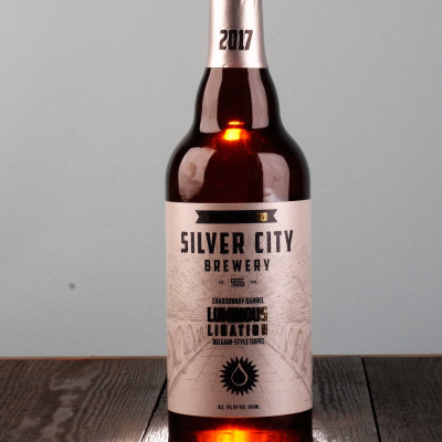 Silver City - Luminous Libation