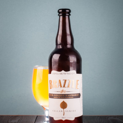 Odell Brewing Company - Brazzle Sour Ale -- Golden Raspberry