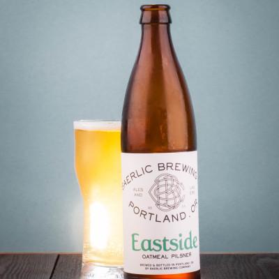 Baerlic Brewing Co - Eastside Oatmeal Pilsner