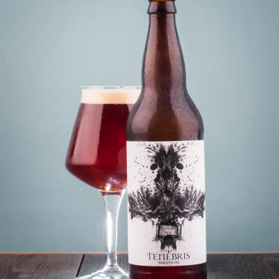 Adroit Theory Brewing Company - Tenebris