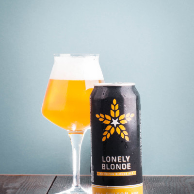 Fulton Beer - Lonely Blonde