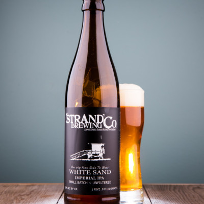 Strand Brewing Co. - White Sand IIPA