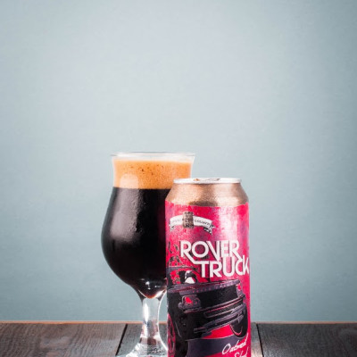Toppling Goliath Brewing Co - Rover Truck*