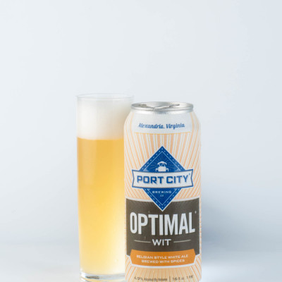 Port City Brewing - Optimal Wit
