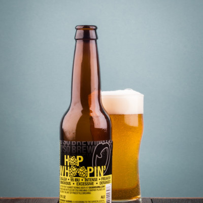 O'so Brewing Co - Hop Whoopin' IPA