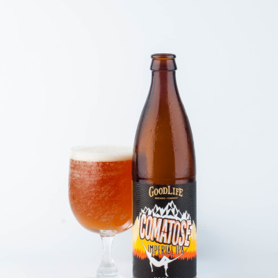 GoodLife Brewing Company - Comatose Imperial IPA (2017)