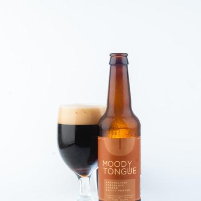 Moody Tongue Brewing Company - Caramelized Chocolate Churro