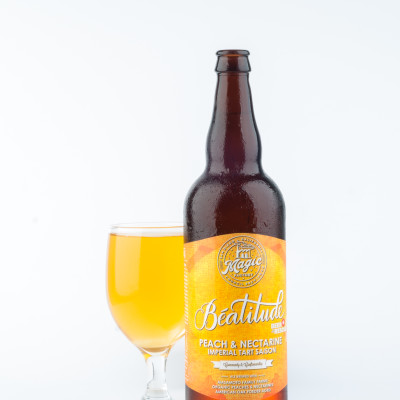 Council Brewing Company - Imperial Beatitude w/ Peach & Nectarine