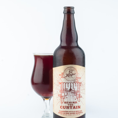 Council Brewing Company - Behind the Curtain