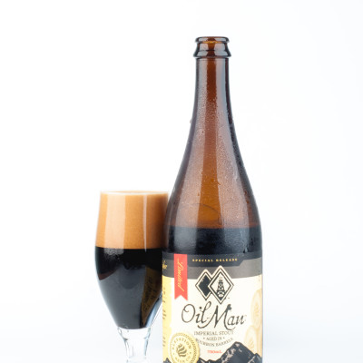 Elevation Beer Company - Oil Man Bourbon Barrel Imperial Stout