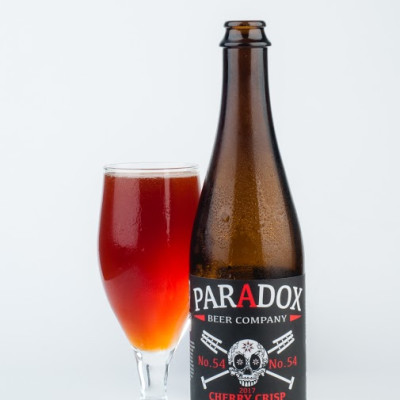 Paradox Beer Company - Skully Barrel No. 54 Cherry Crisp