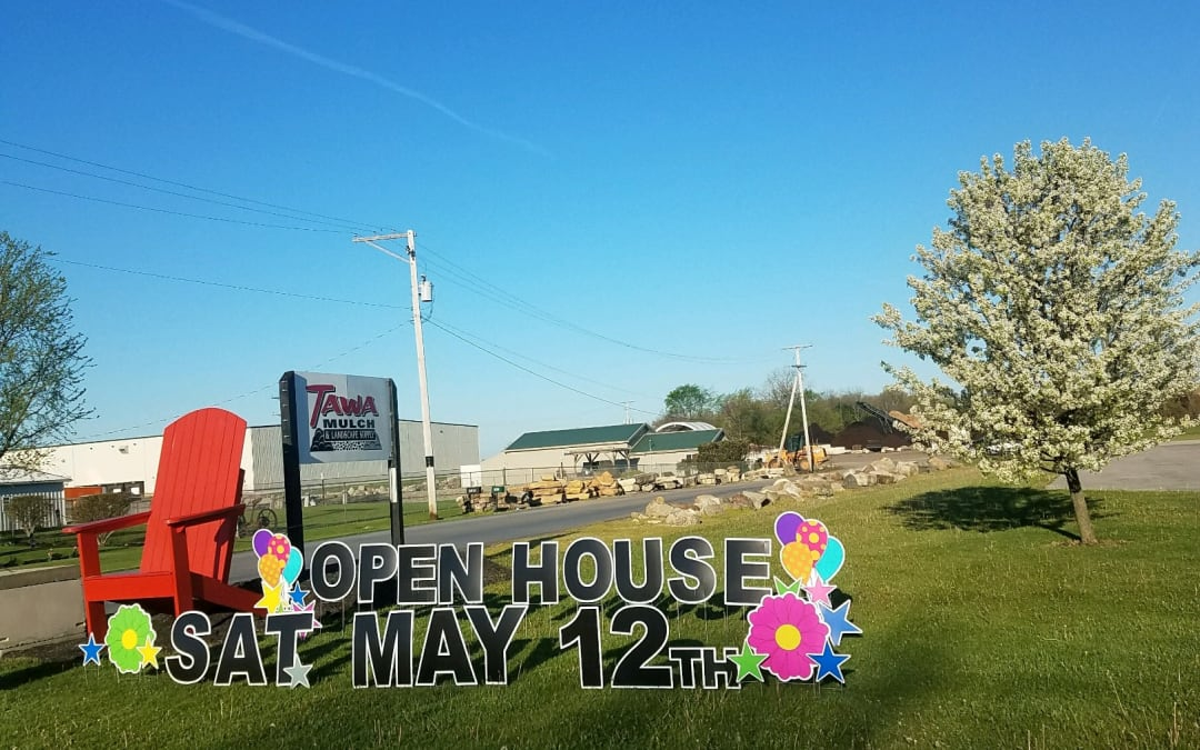 OPEN HOUSE THIS SATURDAY (MAY 12, 2018)!!