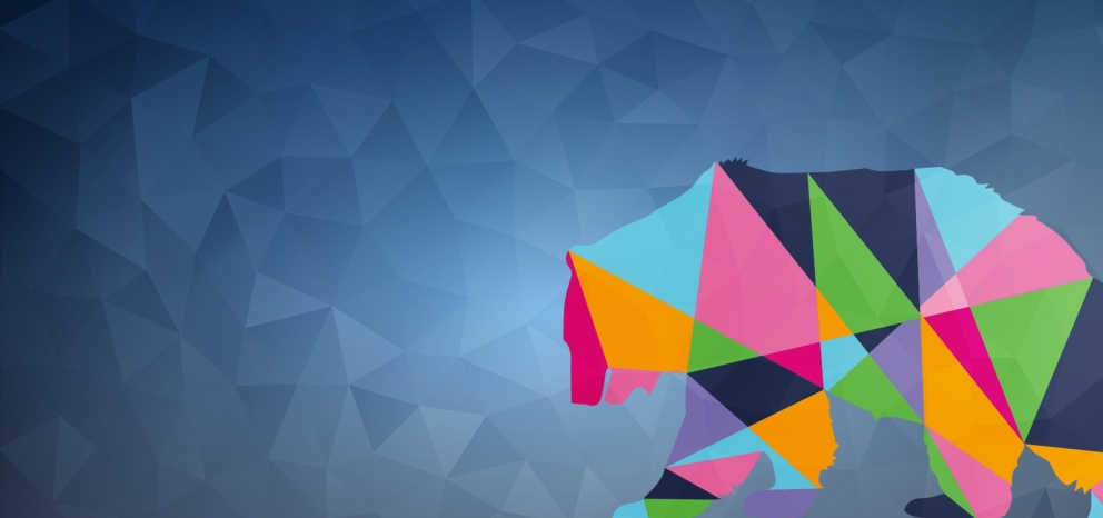 Low poly animal