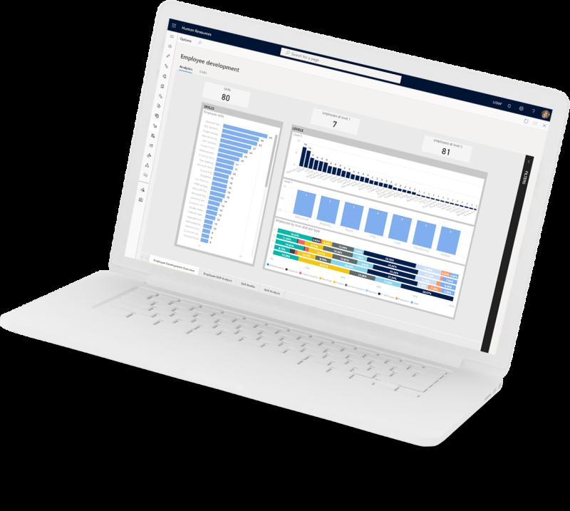 Human Resources laptop image