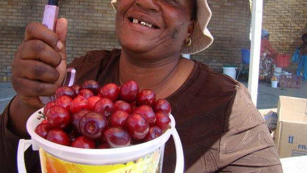 Ficksburg cherries by the bucket qsdfms