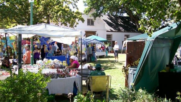 Durbanville craft market qlg9oz